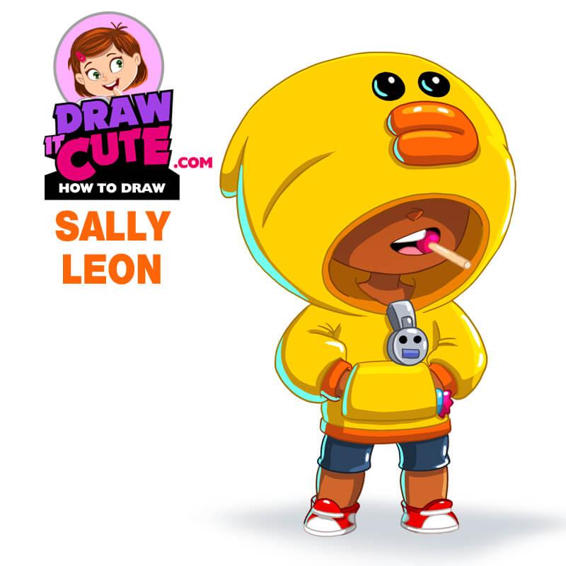 Леон Sally – новая имба в Бравл Старс уже доступна!