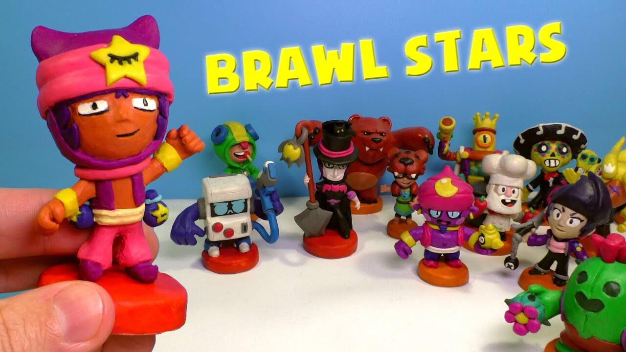 Игрушки Браво Старс – настоящие игрушки по мотивам игры Brawl Stars!