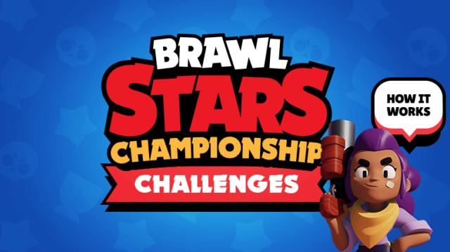 Подробности чемпионата Brawl Stars