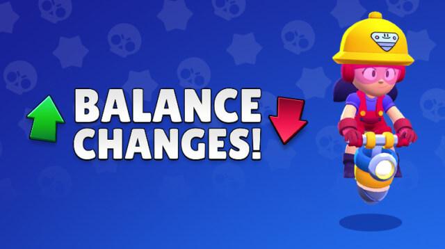 Изменения баланса и исправление бага