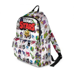 Рюкзак Brawl Stars школьный